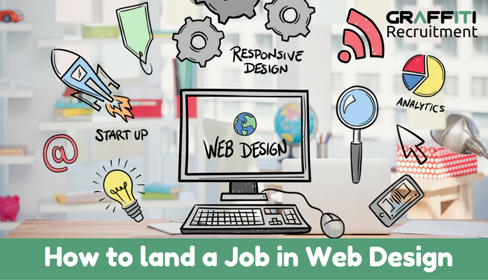 It Job Feature 10 Must Know Skills For A Job In Web Design Graffiti Recruitment
